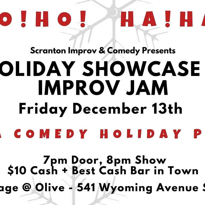 Holiday Showcase & Improm Jam!