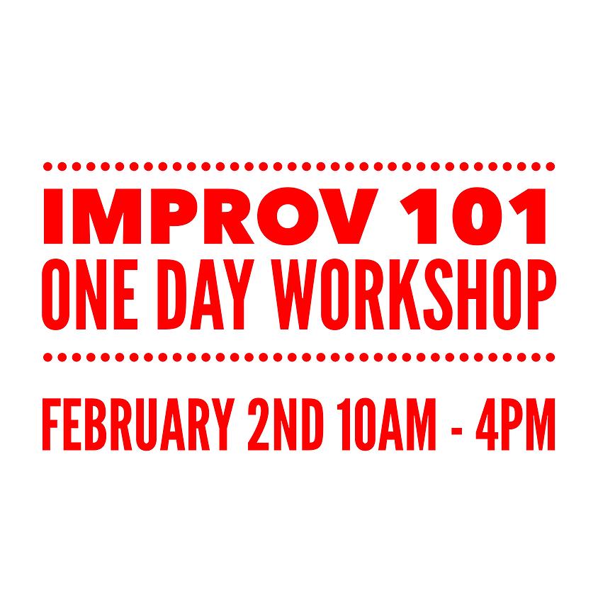 Improv 101 Workshop