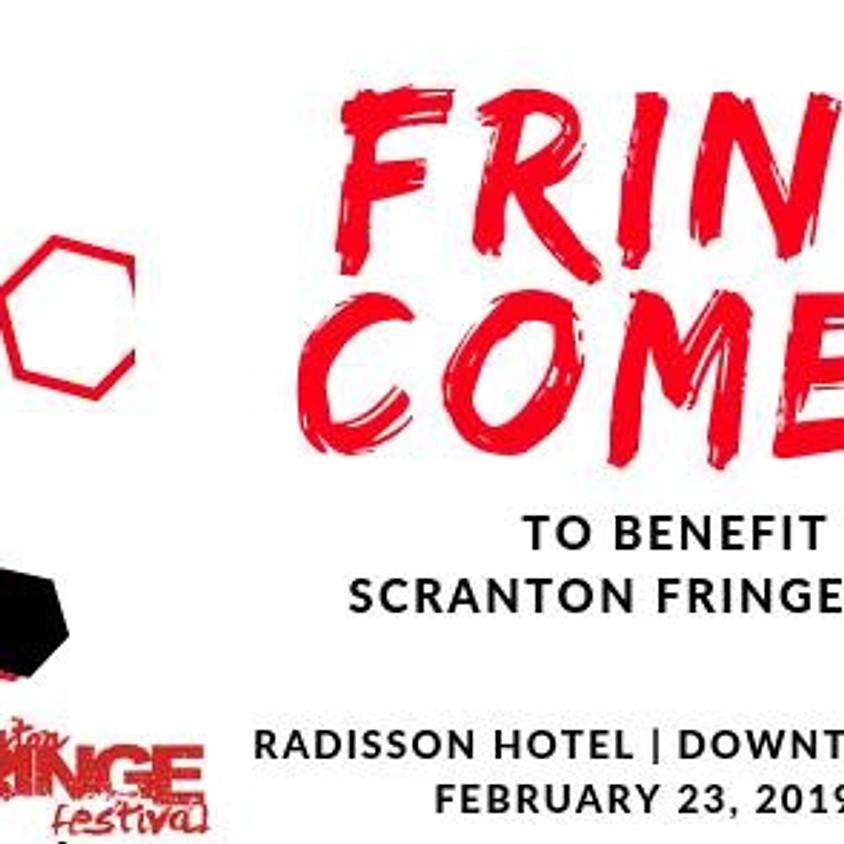 Scranton Fringe Comedy Benefit - Sponsored by Scranton Improv