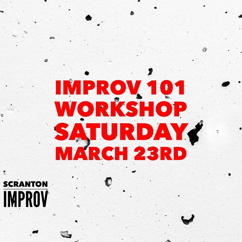 Scranton Improv 101 One-Day Workshop