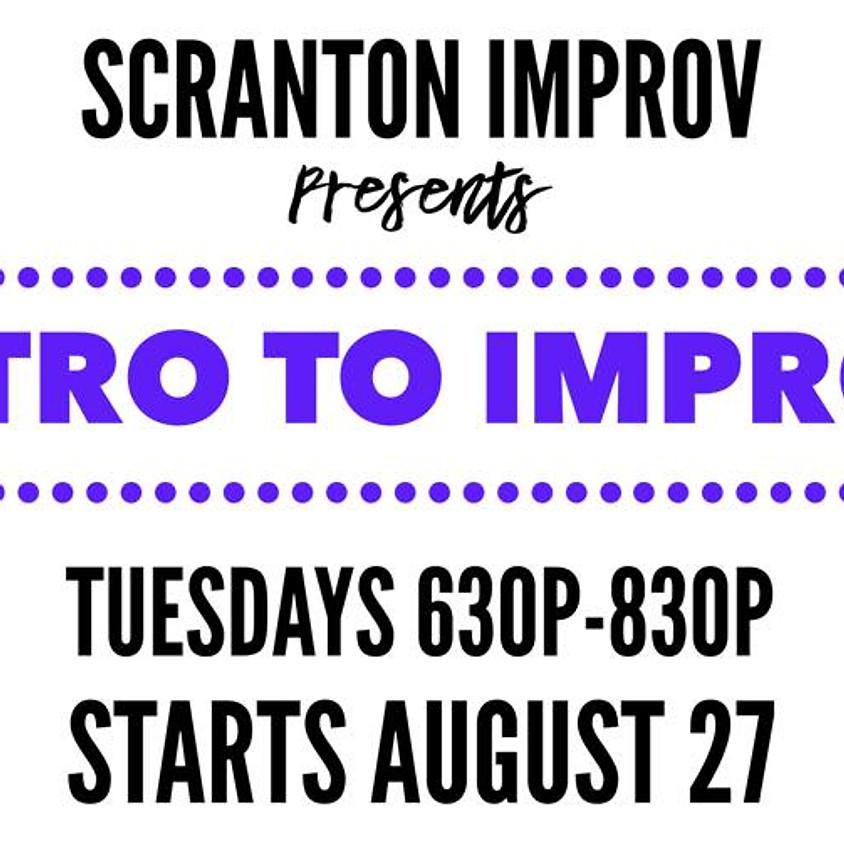 Workshop: Intro to Improv - Six Week Series