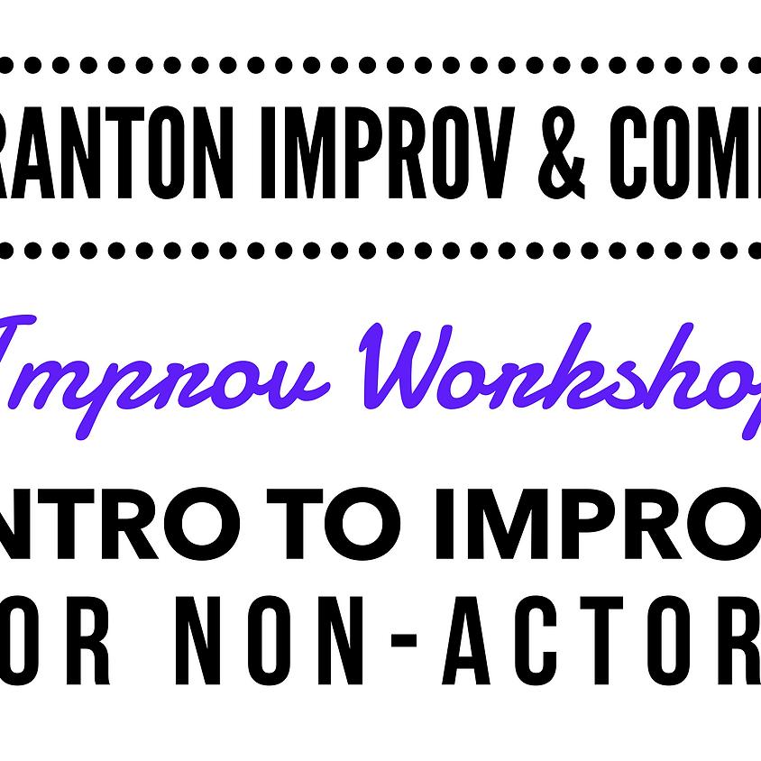 FRINGE Workshop: Intro to Improv @ Scranton Fringe Festival