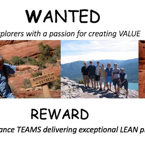 WANTED: Lean Project Practitioners