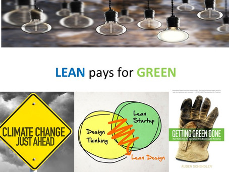 Exploring Big IDEAS for a Lean & Green Building Industry
