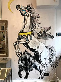 Beaucatcher Salon, Stoke Newington, London