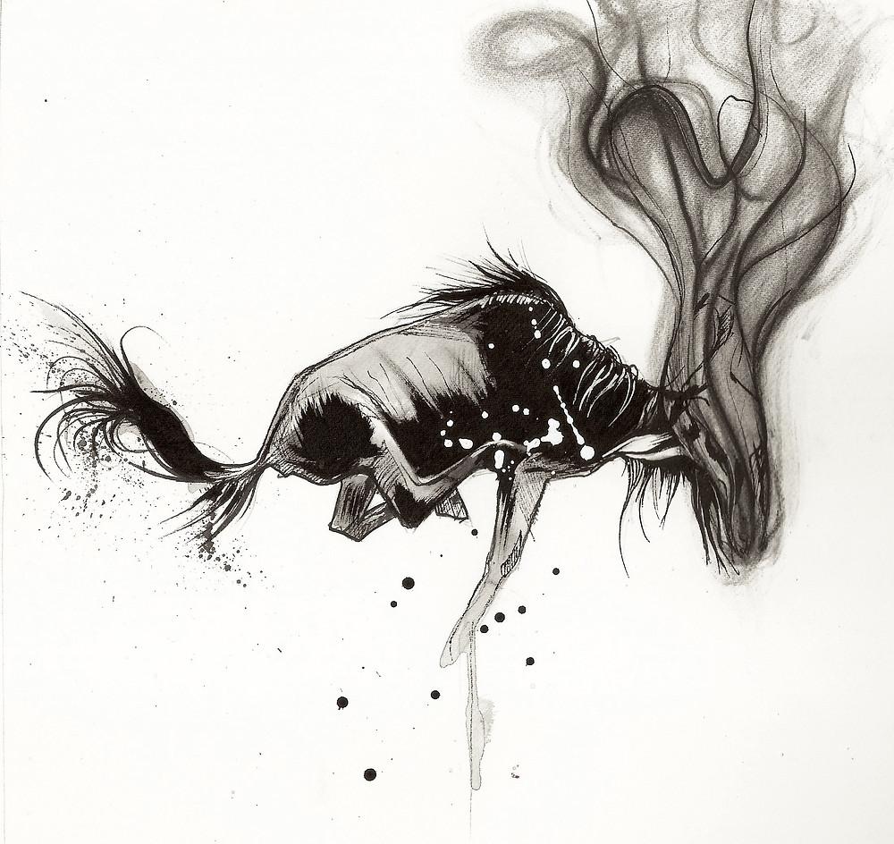 drawing, art