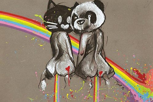 Taste the Rainbow VIIII | Print - Open Edition