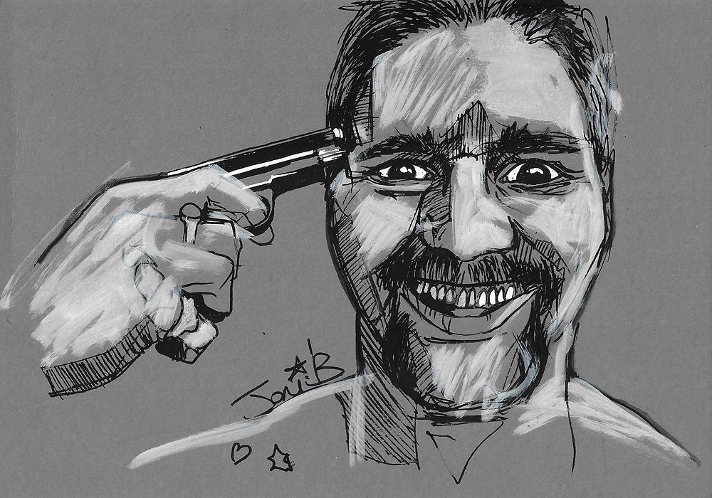 Inktober sketch