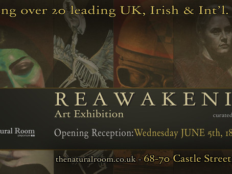 REAWAKENING - ART EXHIBITION