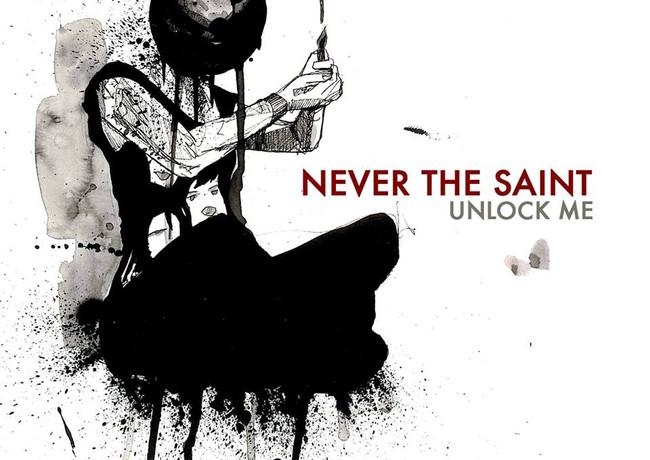 Never the Saint