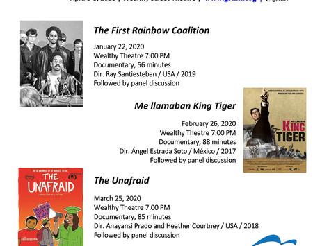 Pre-festival Film Series