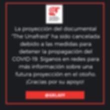 La_proyección_del_documental__The_Unaf