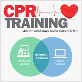 Adult/Infant CPR/First Aid/AED Instructor Training