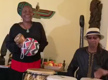 Baba Kevin and Mama Shakila 's Kwanzaa Song