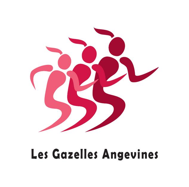 Logo - Les Gazelles Angevines