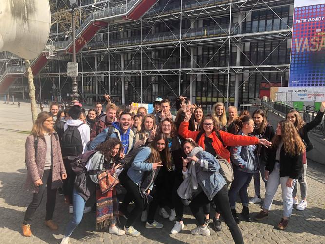 Sortie culturelle à Paris