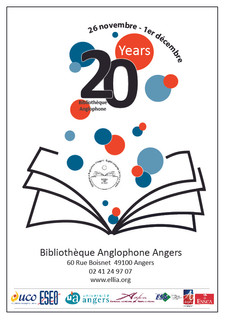 Affiche - Bibliothèque Anglophone