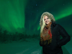Chasing the Northern Lights- the Arctic Circle and Beyond