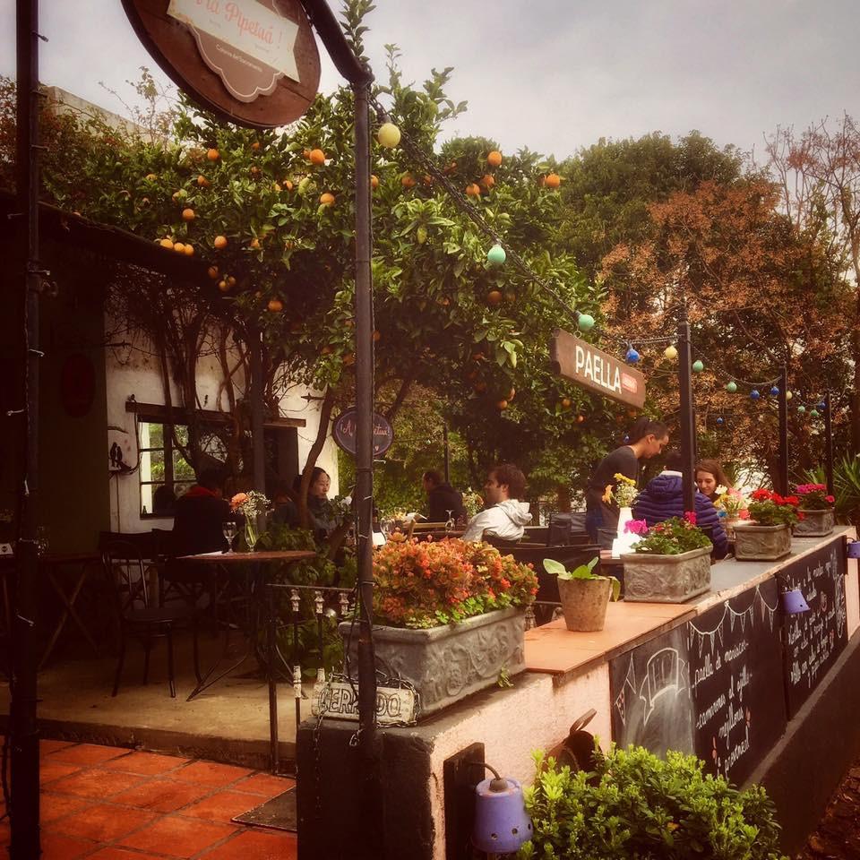 Cafe Paella