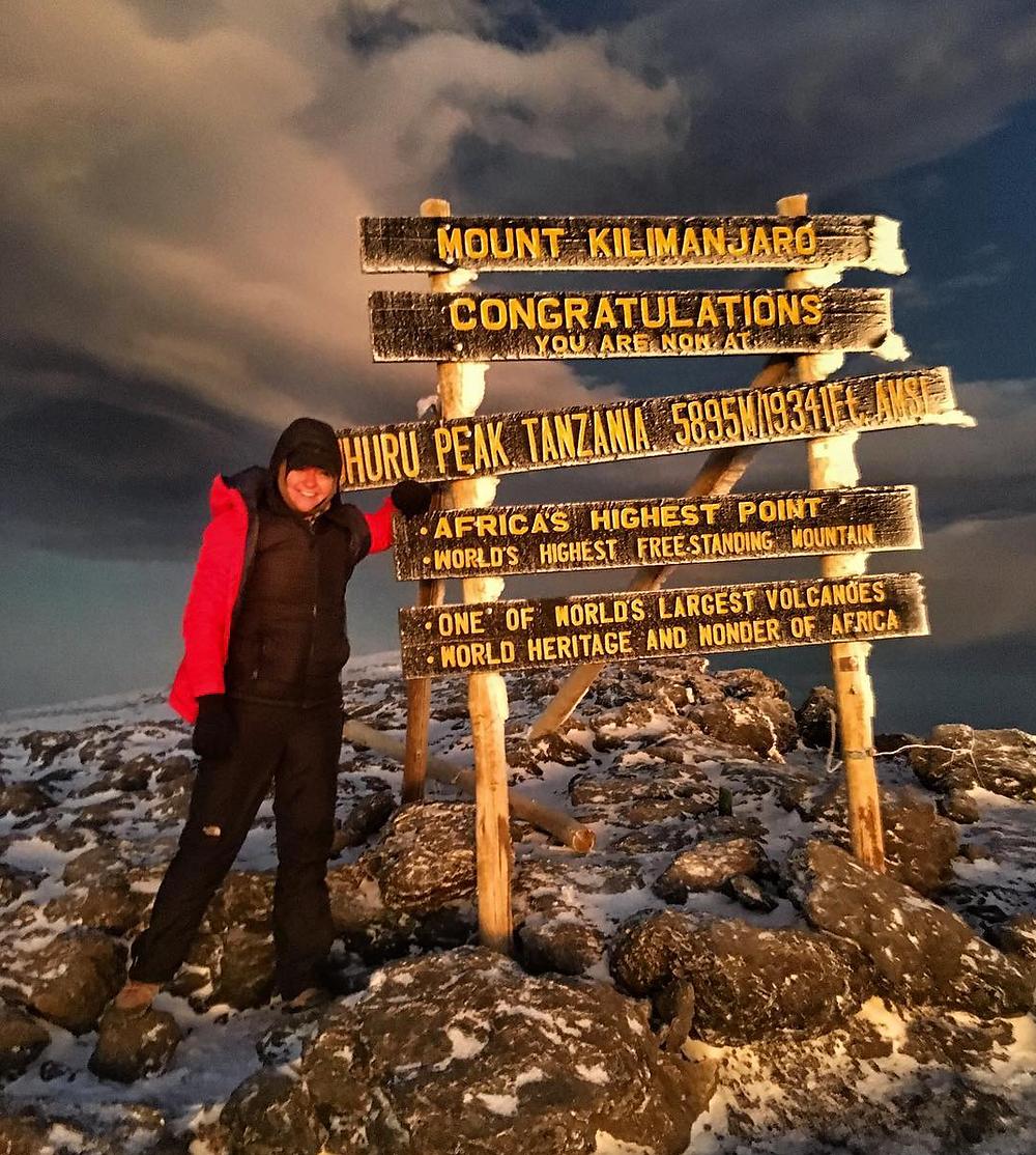 Summit of Kili