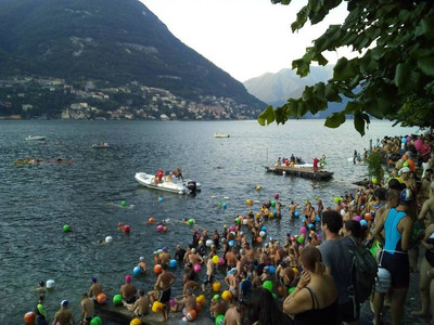 Summer at Lake Como