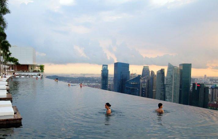 Marina Bay Sands-Singapore
