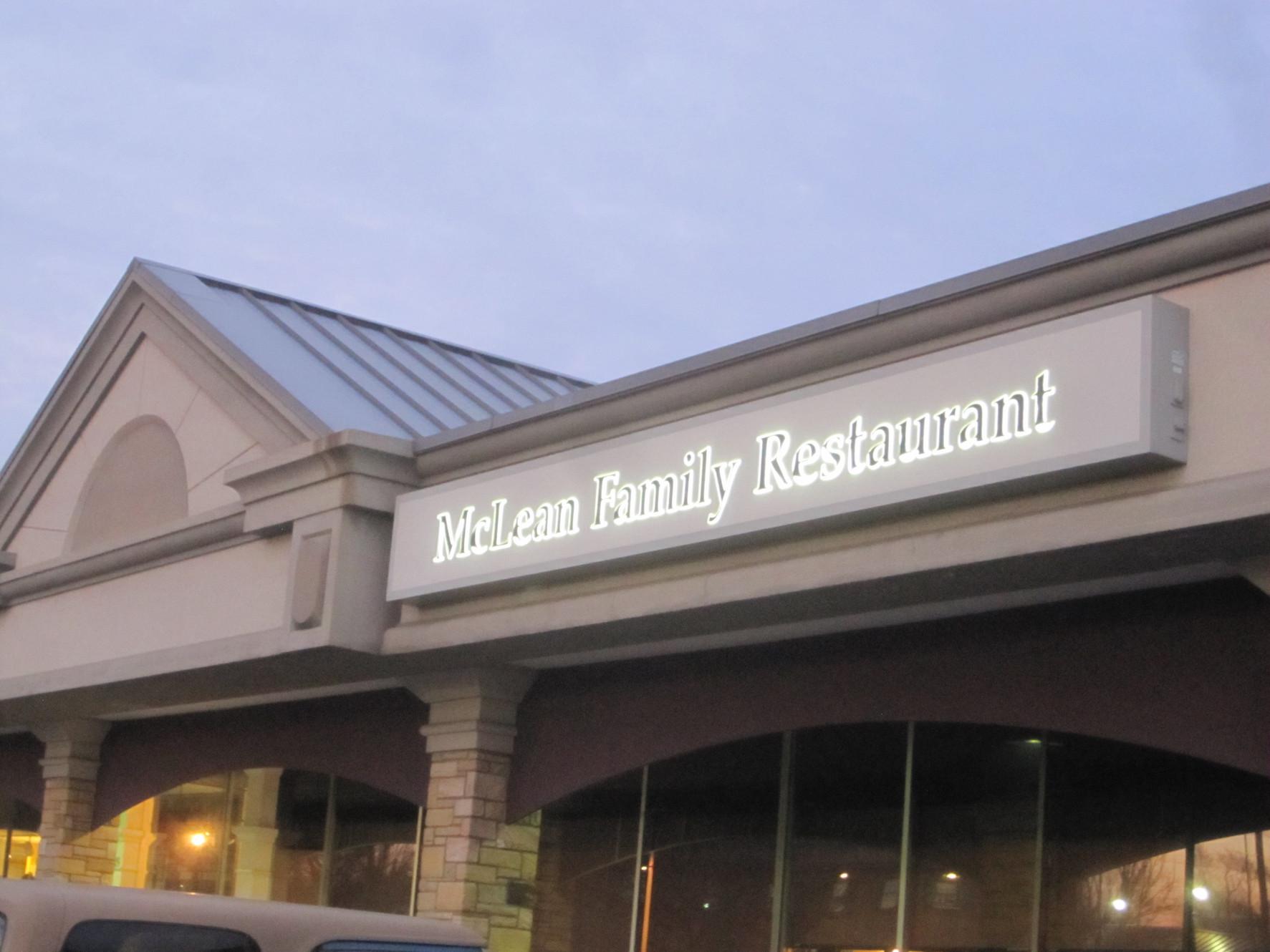 Mclean Family Restaurant Mclean Va
