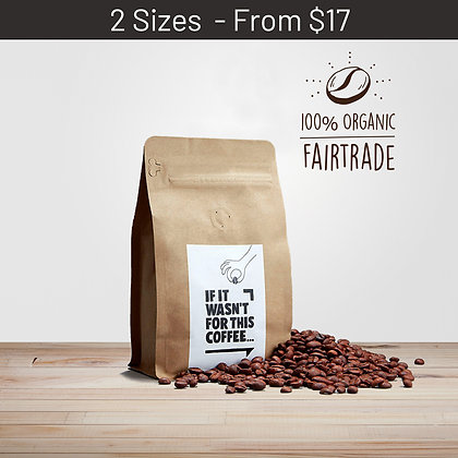 IIWFTC Organic Fairtrade Coffee Beans