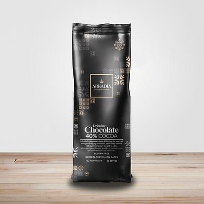 Arkadia Dark Drinking Chocolate (40% Cocoa)
