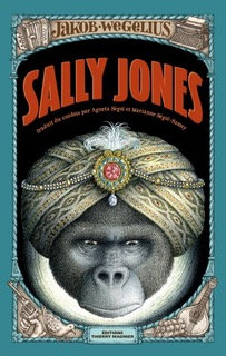 Sally Jones - Jakob Wegelius