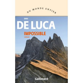 Impossible - Erri De Luca