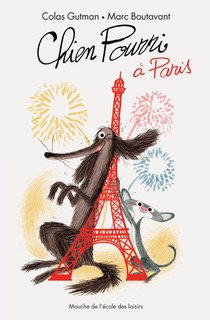 Chien Pourri à Paris - Colas Gutman