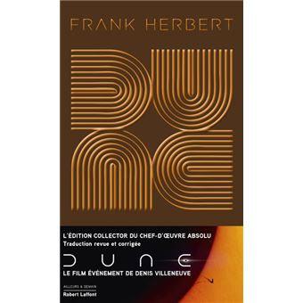 Le cycle de Dune, Volume 1 - Frank Herbert