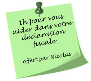 Déclaration fiscale1