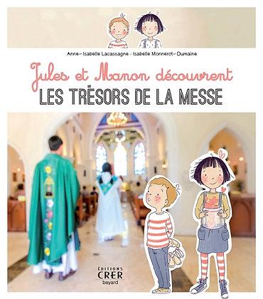 Jules et Manon découvrent les trésors de la messe