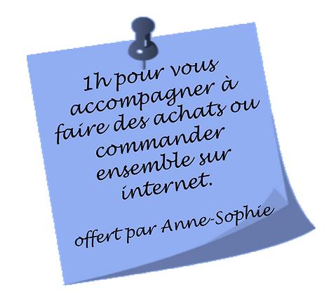 Aide sur internet