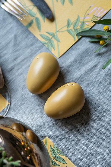 מלחיה ופלפלת - ביצים