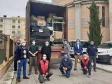 Proyecto: Un contenedor para la esperanza-Envío de 22 palets de ayuda humanitaria