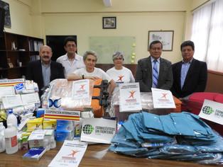 Intervención de emergencia en Guatemala