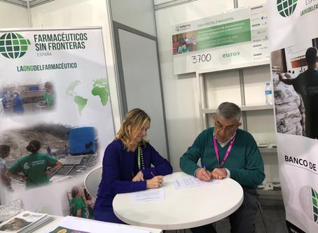Acuerdo de colaboración FSFE-COF de Cantabria
