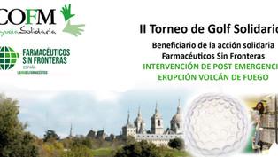 II Torneo de Golf COFMadrid-Post Emergencia Guatemala