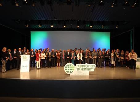 La farmacia y el tercer sector celebran los 30 años de FSFE