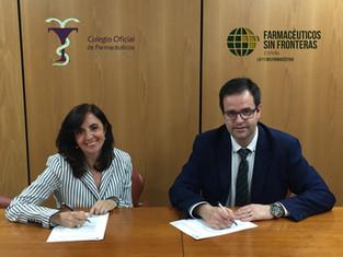 El COF de Toledo se suma a Proyecto Boticarios