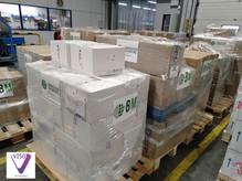 FSFE envía un contenedor de medicinas a Ecuador