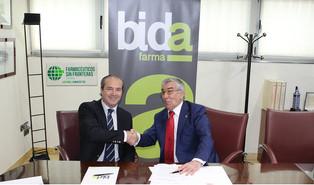 BIDA FARMA y FSFE consolidan su colaboración con la ampliación de Banco de Medicamentos