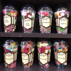 Pic n Mix Cups