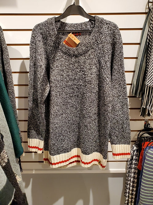 ROUNDNECK SWEATER (CANADIAN)