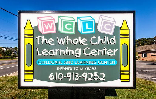Secure Childcare Chester County PA|The Whole Child Learning