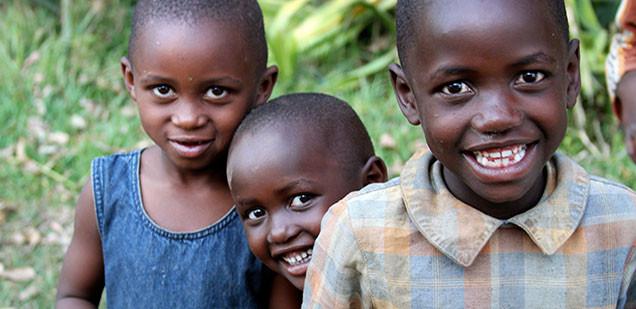 A Christmas Lesson from Rwanda