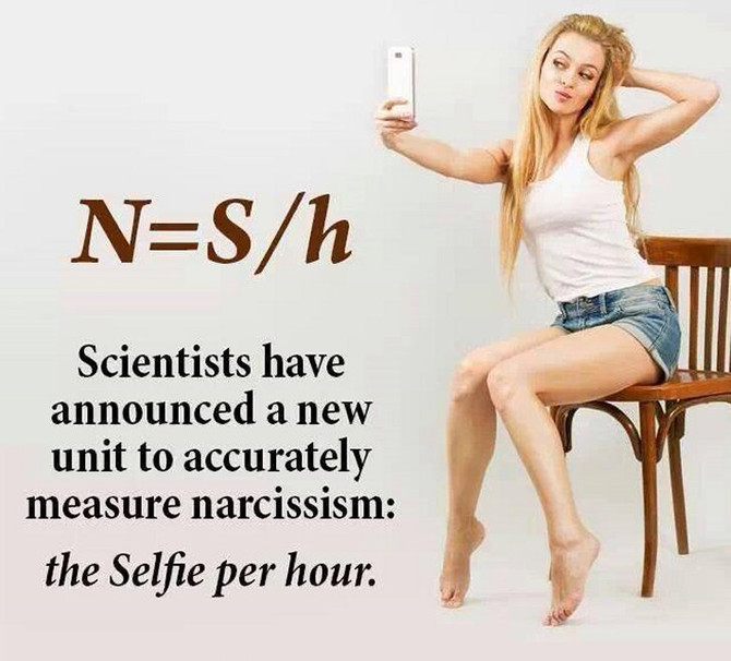Are you a narcissist?